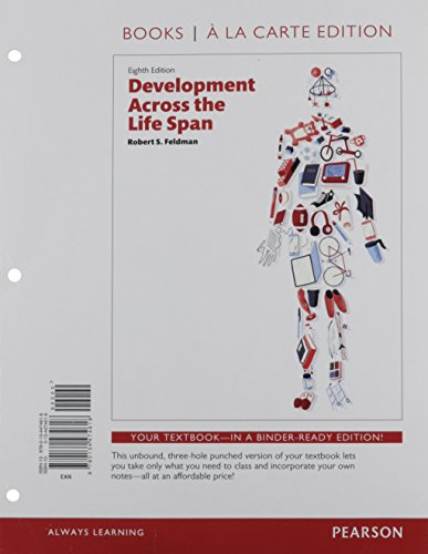 Development Across the Life Span, Book a la Cart Plus New MyPsychLab -- Access Card Package (8th ...