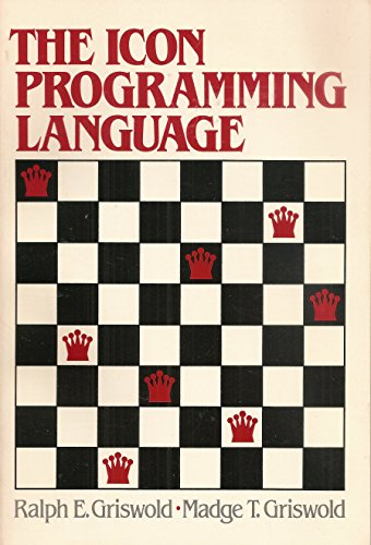 9780134497778: The Icon programming language (Prentice-Hall software series)