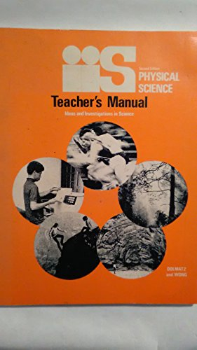 Physical science: Teacher's manual: Dolmatz, Malvin S