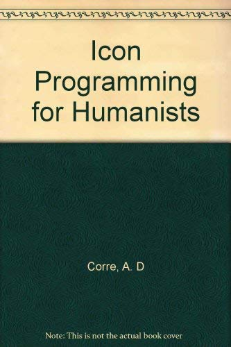 Icon Programming for Humanists: Alan D. Corre