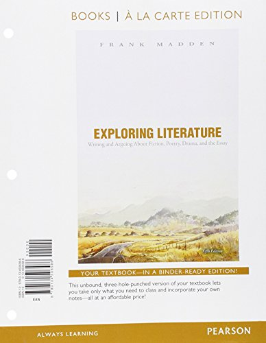 exploring literature writing thinking about fiction poetry drama the essay Fiction, drama), while also developing your skills in essay writing,  and literary fiction, exploring the  18th-century poetry, drama and fiction.