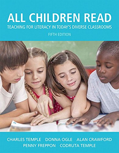 Revel For All Children Read: Teaching For Literacy In Today's Diverse Classrooms -- Access Card