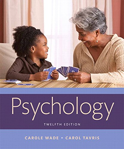 9780134526263: Psychology Plus NEW MyLab Psychology with Pearson eText -- Access Card Package (12th Edition)