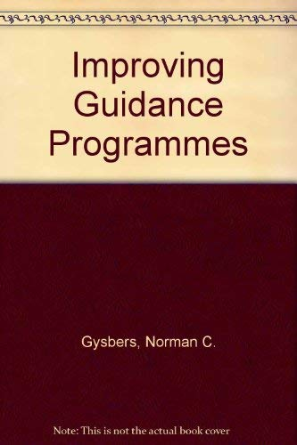 9780134526560: Improving Guidance Programmes