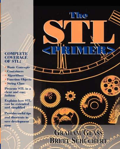 9780134549767: The STL (Primer)