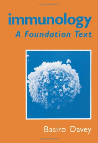 9780134561387: Immunology: A Foundation Text