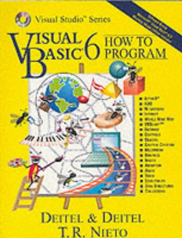 9780134569550: Visual Basic 6 : How To Program (Reissue edition)