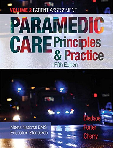 9780134569956: Paramedic Care: Principles & Practice, Volume 2 (5th Edition)