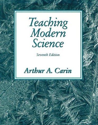 9780134570600: Teaching Modern Science