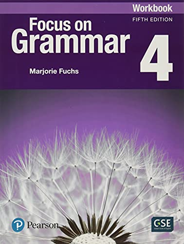 9780134579603: Focus on Grammar 4