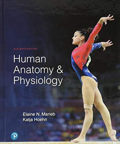 Human Anatomy & Physiology: Marieb, Elaine Nicpon/