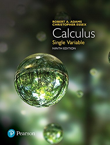 Calculus: Single Variable Plus MyLab Math with Pearson eText -- Access Card Package (9th Edition): ...