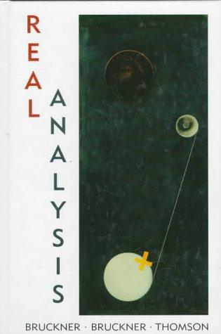 9780134588865: Real Analysis