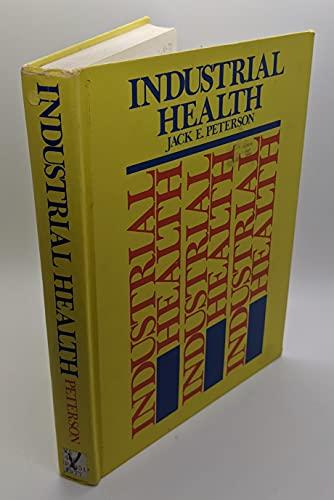 9780134595528: Industrial Health (Prentice-Hall series in environmental sciences)