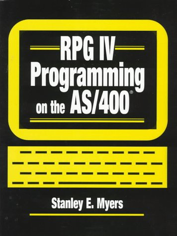 9780134604114: RPG IV Programming on the AS/400