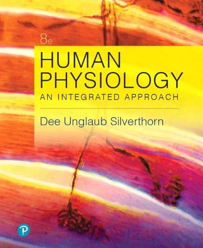 9780134605197: Human Physiology: An Integrated Approach (8th Edition)