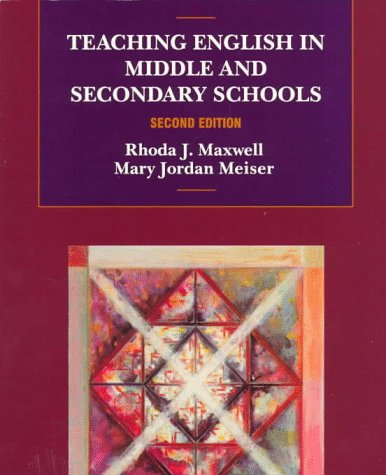 9780134616667: Teaching English in Middle and Secondary Schools
