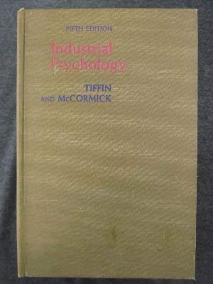 9780134631172: Industrial psychology