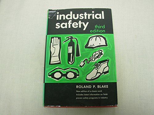 9780134631332: Industrial Safety