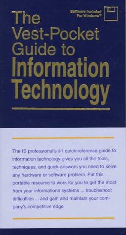 Vest-Pocket Guide to Information Technology (Vest-Pocket Series): Jae K. Shim,