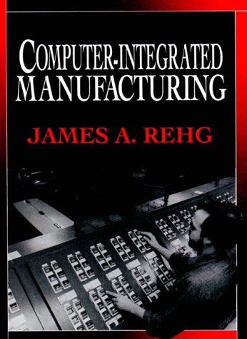 9780134638867: Computer Integrated Manufacturing