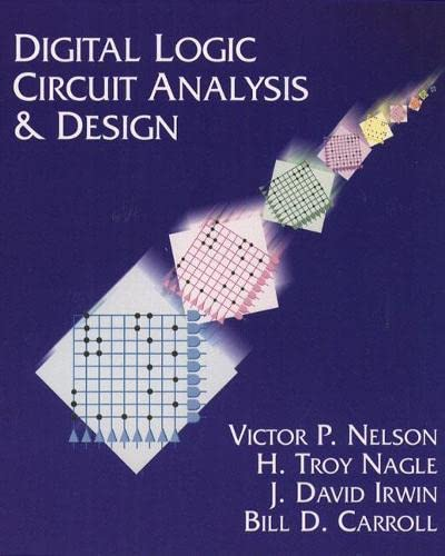 9780134638942: Digital Logic Circuit Analysis and Design (And Clinical Aspects)