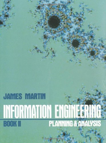 9780134648859: Information Engineering, Book II: Planning and Analysis