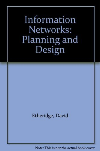 9780134654027: Information Networks Planning and Design