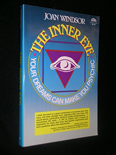The Inner Eye : Your Dreams Can Make You Psychic
