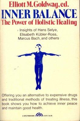 9780134655918: Inner Balance: Power of Holistic Healing