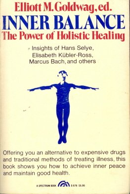 9780134655918: Inner Balance: Power of Holistic Healing