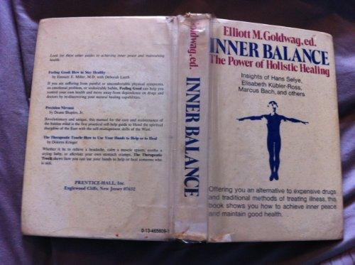 9780134656090: Inner Balance: Power of Holistic Healing