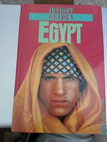 9780134656755: Egypt (Insight Guide Egypt)
