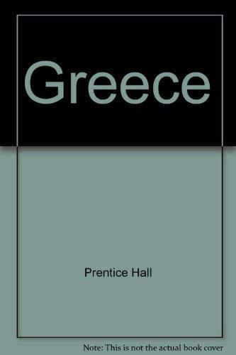9780134657257: Greece