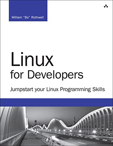 9780134657288: Linux for Developers: Jumpstart Your Linux Programming Skills (Developer's Library)