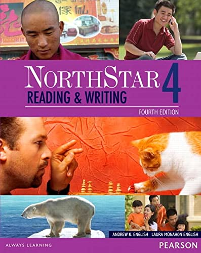 NorthStar Reading and Writing 4 Student Book: English, Andrew K.;