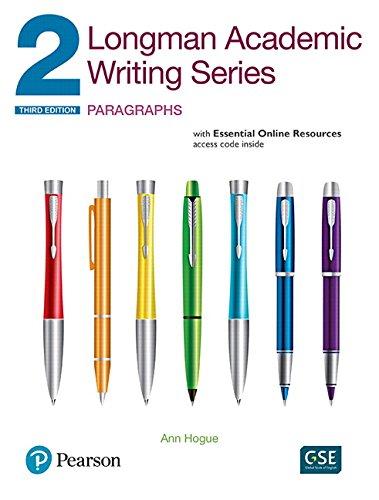 Longman academic writing series 5 answer key
