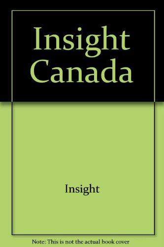 Insight Canada (Insight Guide Canada): Insight
