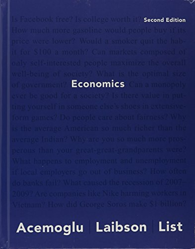9780134667829: Economics Plus MyLab Economics with Pearson eText -- Access Card Package (2nd Edition) (Pearson Series in Economics)