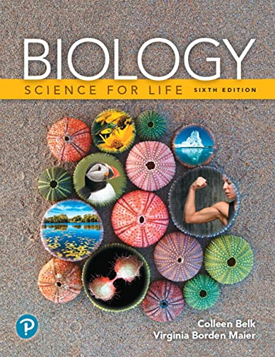 9780134675473: Biology: Science for Life (6th Edition)