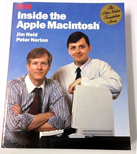 9780134676227: Inside the Apple Macintosh (Peter Norton Foundation Series)