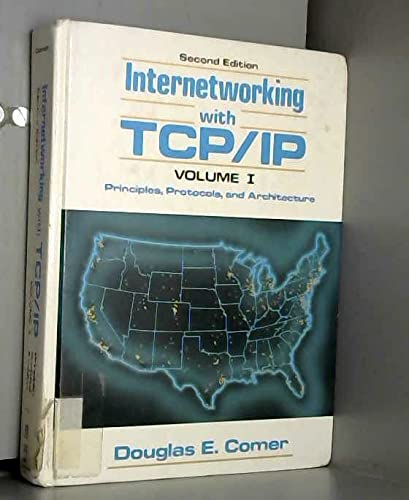 9780134685052: Internetworking with TCP/IP: Principles, Protocols and Architecture v. 1
