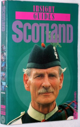 9780134687292: Scotland (Insight Guide Scotland)