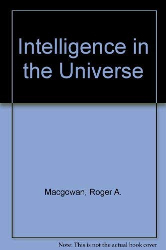 9780134690643: Intelligence in the Universe