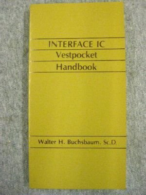 Interface IC Vestpocket Handbook (9780134692050) by Walter H. Buchsbaum