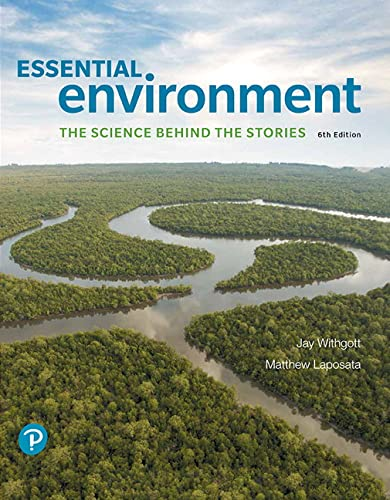 9780134714882: Essential Environment: The Science Behind the Stories