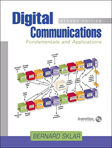 9780134724058: Digital Communications: Fundamentals and Applications (Paperback) (2nd Edition) (Prentice Hall Communications Engineering and Emerging Technologies Series from Ted Rappaport)