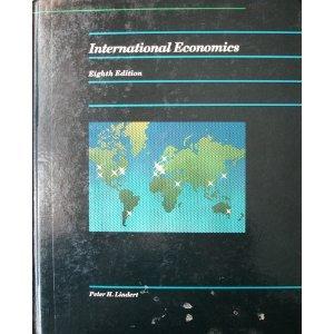 9780134729374: International Economy