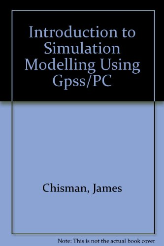 9780134736952: Introduction to Simulation Modelling Using Gpss/PC