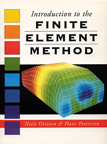 9780134738772: Introduction Finite Element Method